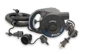 Intex Recreation 66623E 120v Electric Pump W/Easy Carry Handle
