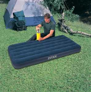 Intex Recreation 68757E Twin Classic Downy Air Bed