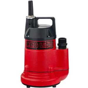 Red Lion RL-250U Utility Pump 1.4hp 1200gph Aluminum