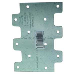 Simpson Strong-Tie LTP4 Tie Plate Lateral
