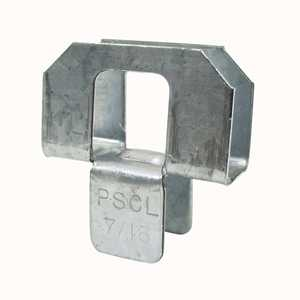 Simpson Strong-Tie PSCL 7/16 Plywood Clip 7/16 in Steel Each
