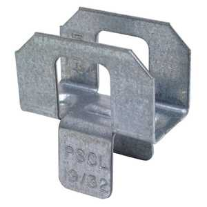 Simpson Strong-Tie PSCL 19/32 Plywood Clip 19/32 in Steel 250/Box