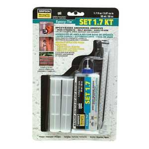 Simpson Strong-Tie SET1.7KT Epoxy Tie Adhesive System