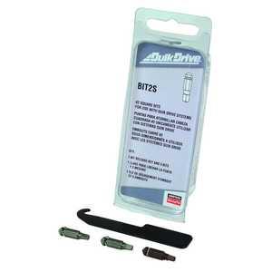 Simpson Strong-Tie BIT2S-RC3 Quik Drive #2 Square Drive Bit 3-Pack