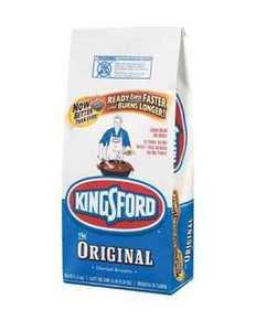 Kingsford 30451/71702 Original Charcoal Briquettes16.6-Lb
