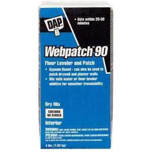 Dap 10314 Webpatch Floor Leveler 4lb