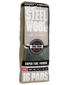 Homax Group 106600-06 Super Fine Steel Wool #0000