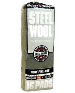 Homax Group 106602-06 Very Fine Steel Wool #00