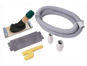 Richard Tools 18378 Vac-Pole Vacuum Sander Kit Without Pole