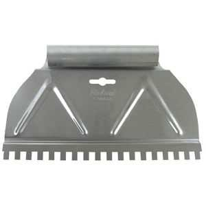 Richard Tools CS-9#18 9 in Adhesive Spreader, Square Notch
