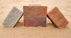 St. Vrain Block 15441 Cuesta Gravity Wall Block 8x16 Tan/Brown