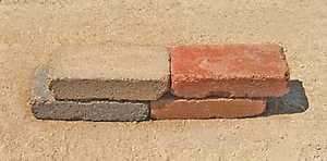 St. Vrain Block 11430 Quarry Stone 4x8x16 Charcoal