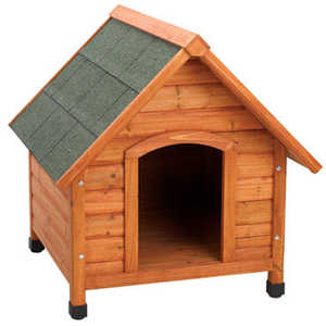 Ware Mfg. 1705 Small Premium+ A-Frame Dog House