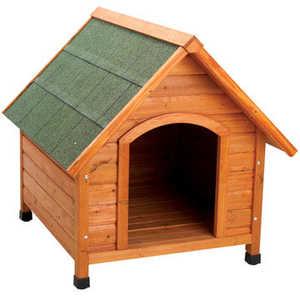 Ware Mfg. 1706 Medium Premium+ A-Frame Doghouse