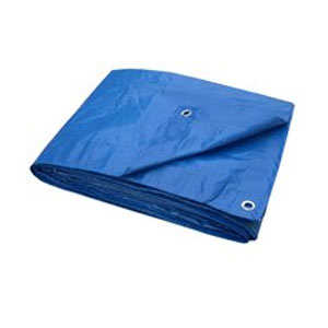 Cimarron 1220 12x20 Heavy Duty Blue Tarp