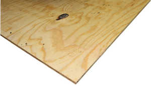 Sutherland Lumber 4X8 4x8 23/32 Fire Treated Plywood Int Plywood