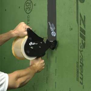Zip System Products ZIP Zip System Tape Gun