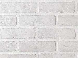Decorative Panels Intl. 287 Brick Bianco Wall Paneling