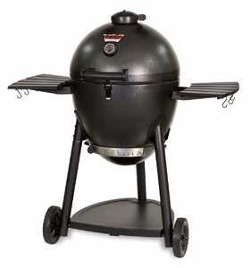 Char-Griller 16620 Kamado Kooker Charcoal Grill And Smoker