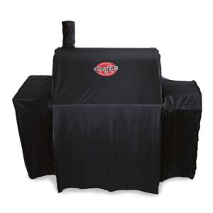 Char-Griller 5555 Custom Grill Cover For Char-Griller Pro Deluxe