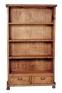 Rustic Pine Furniture 922 Bookcase
