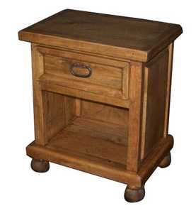 Rustic Pine Furniture 3776 Child's Nightstand