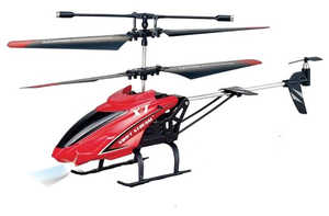 Swift Stream X-7 Indoor Rc 3.5-Channel Remote Control Helicopter