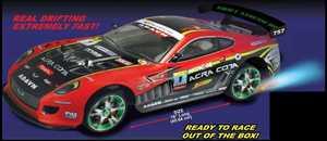 abrim Enterprise 087296 Indoor-Outdoor Rc Drift Car