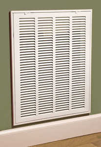 Accord Ventilation ABRFWH2030 Return Filter Grille 20x30 White
