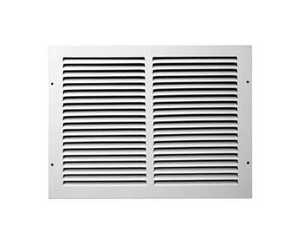 Accord Ventilation ABRGWH166 Return Air Grille 16x6 White