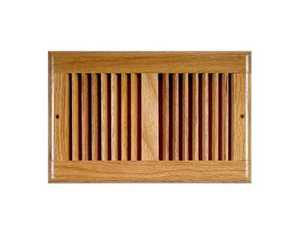 Accord Ventilation AORGOLL126 Return Air Grille 12x6 Light Oak