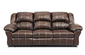 Affordable Furniture 1009 Brandon Brown Power Reclining Sofa