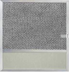 Broan-Nutone BP57 11-3/8 x 11-3/4-Inch Aluminum Filter With Light Lens