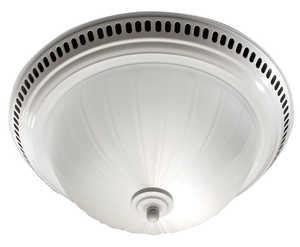 Broan-Nutone 741WH White Bath Fan Light Combo