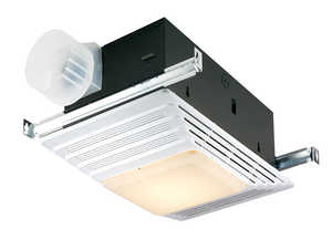 Broan-Nutone 655 70-Cfm Heater With Fan And Light
