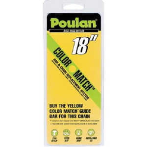 Poulan Pro 581562301 18-Inch Replacement Chain For Pp4218