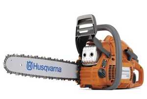 Husqvarna 965084001 445 18-Inch 46cc Chainsaw