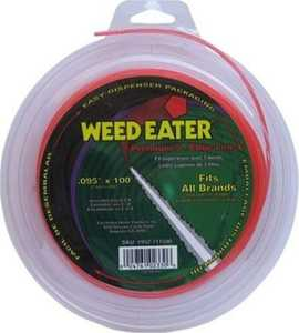 Weed Eater 952711590 Bulk Trimmer Line .095-Inch X 100-Foot 5 Edge Line