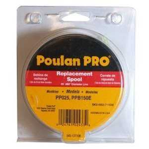 Poulan Pro 952711636 Trimmer Line Spool For Pp025