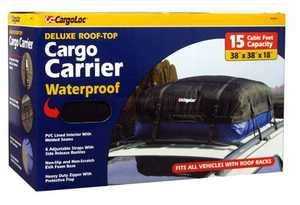 CARGOLOC 32424 15 Cubic Foot CARGO CARRIER