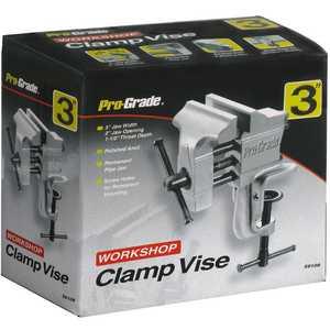Pro-Grade 59109 3 in Clamp Vise