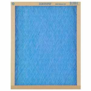 Protect Plus Air 120251-CS 20 x 25 x 1-Inch True Blue Fiberglass Air Filter 12-Pack