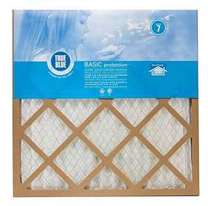 Protect Plus Air 220204 20 x 20 x 4-Inch True Blue Pro Pleated Air Filter