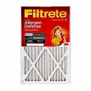 Filtrete 9800DC-6 16 x 20 x 1-Inch Micro Allergen Reduction Air Filter