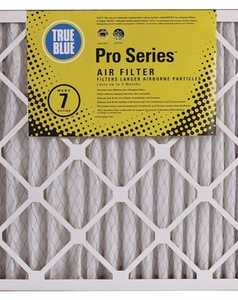 Protect Plus Air PRO220252 20 x 25 x 2-Inch True Blue Pro Series Air Filter