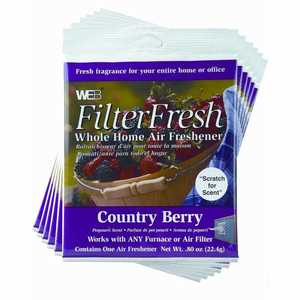 Protect Plus Air WMULB-CS Web FilterFresh Country Berry Whole Home Air Freshener
