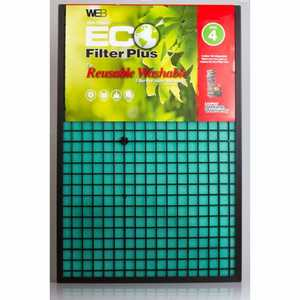 Protect Plus Air WP2530 25 x 30 x 1-Inch Eco Plus Adjustable Air Filter