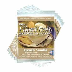 Protect Plus Air WVAN Web FilterFresh French Vanilla Whole Home Air Freshener