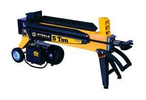 Steele SP-LS05 5 Ton Electric Log Splitter