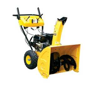 Steele SP-SB2421 24-Inch Snowthrower With Electric Start